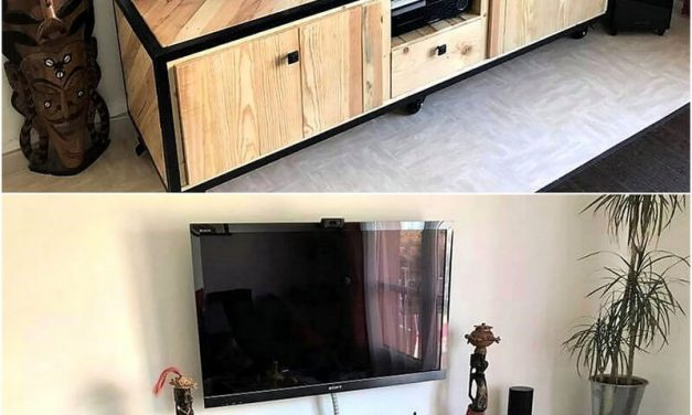 Recreation Ideas with Used Shipping Wood Pallets