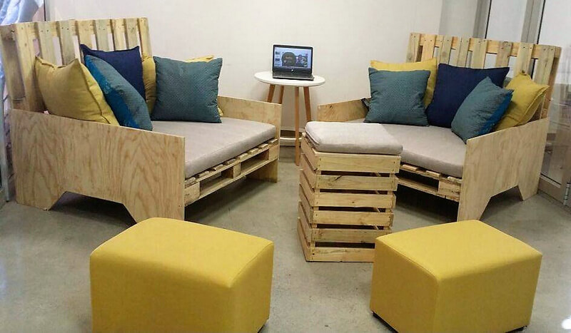 pallets wood furniture