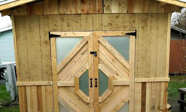 Really Inspiring Wood Pallets Reusing Ideas