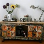 DIY Crafting Ideas with Recycled Wood Pallets