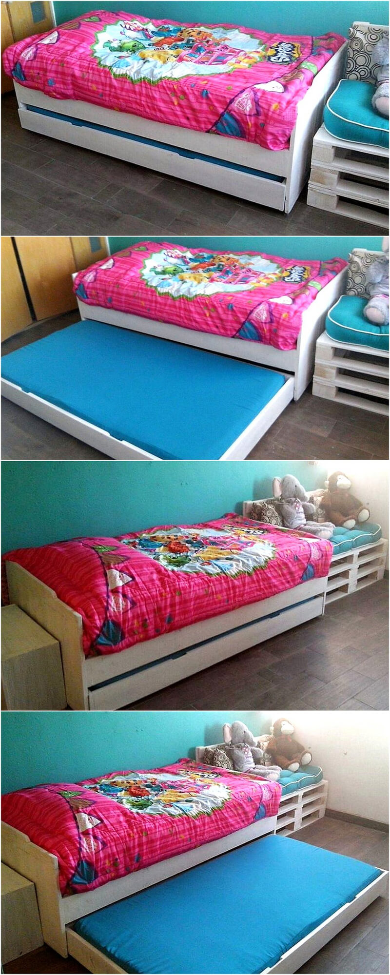 Amazing Uses For Old Used Wooden Pallets | Wood Pallet ...