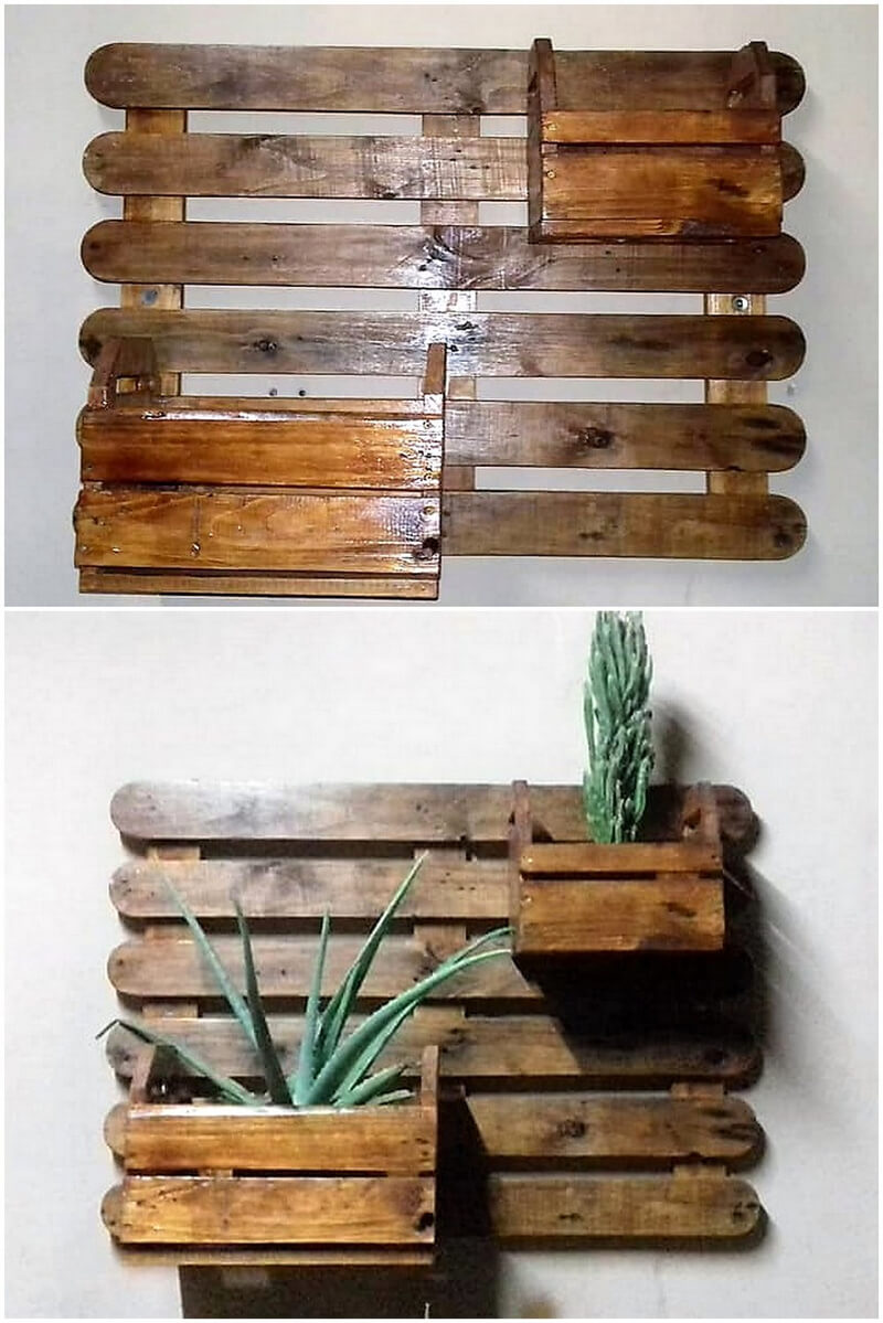 Great ideas for reusing or recycling wood pallets wood for Great pallet ideas