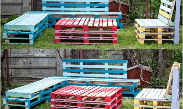Cool Examples Of Creative Wood Pallet Recycling