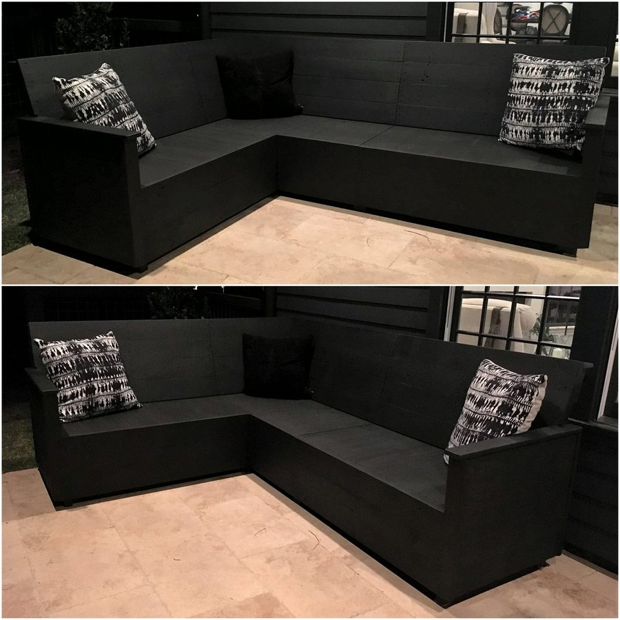 pallets sofa idea