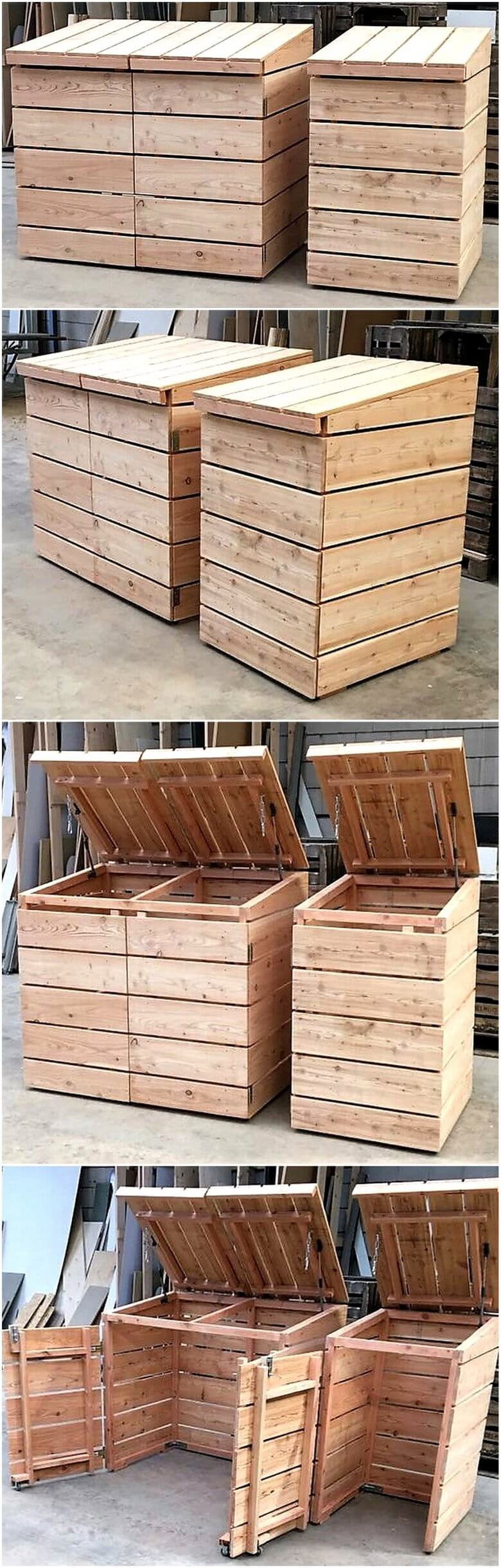 Creative Ideas for Recycling Used Wooden Pallets | Wood ...