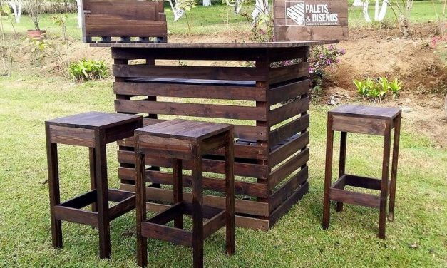 Upcycle Your Junk Pallet Wood For New Look