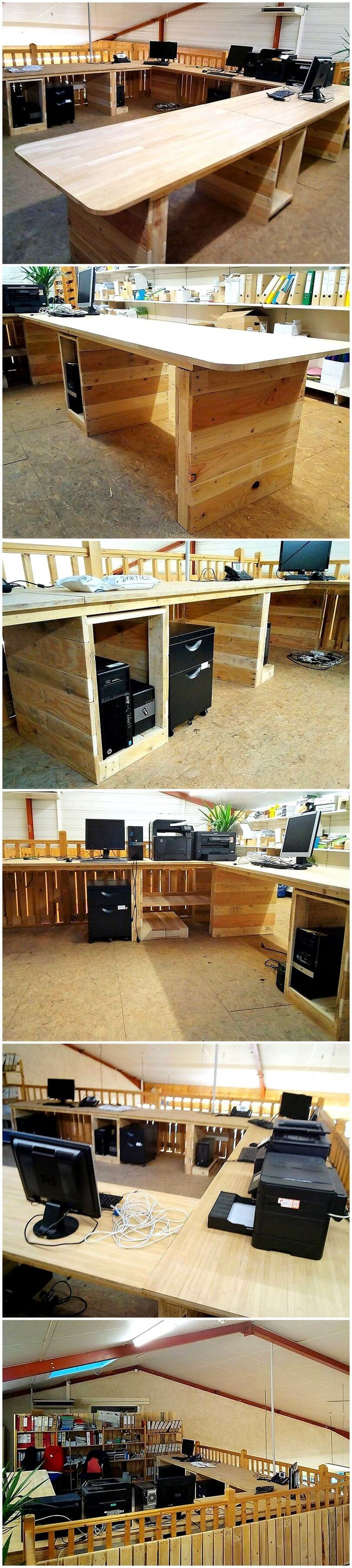 Ideas for turning old wood pallets into something unique for Furniture out of wooden pallets