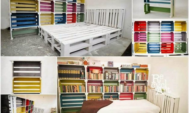 DIY Pallet Ideas for 2018 Projects