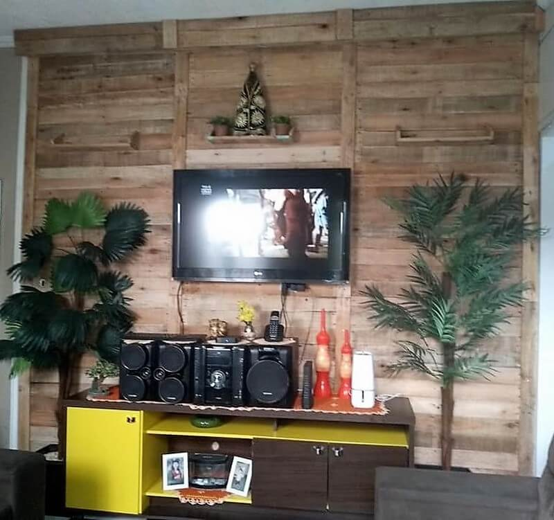 wood pallet wall art