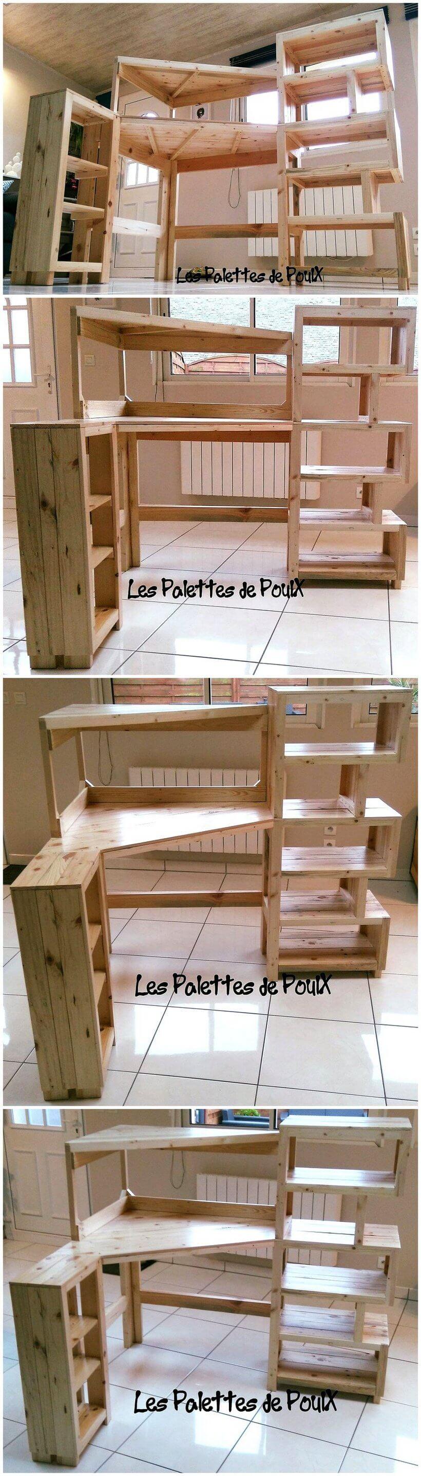 multipurpose pallet shelving cabinet