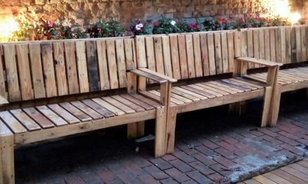 Upgrade Your Dumped Pallets Into Creative Home Furnishings