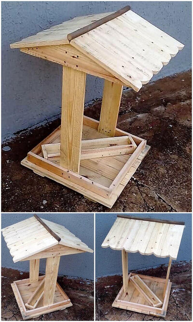 pallet well art craft