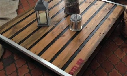 Cool Ideas for Wood Pallet Recycling Projects
