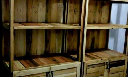 DIY Wood Pallet Refurbished Ideas