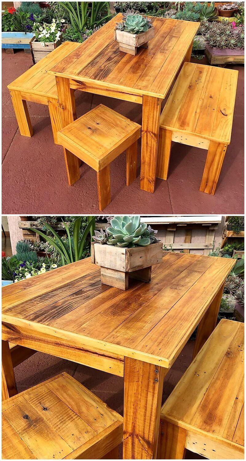 paito furniture made with pallets