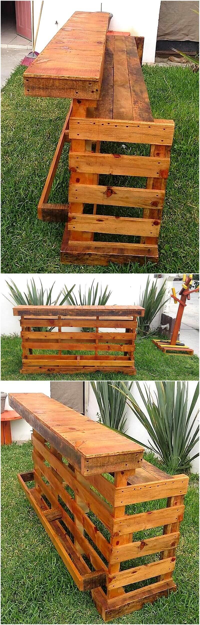 Cheap Creations in Style with Recycled Wood Pallets | Wood Pallet ...