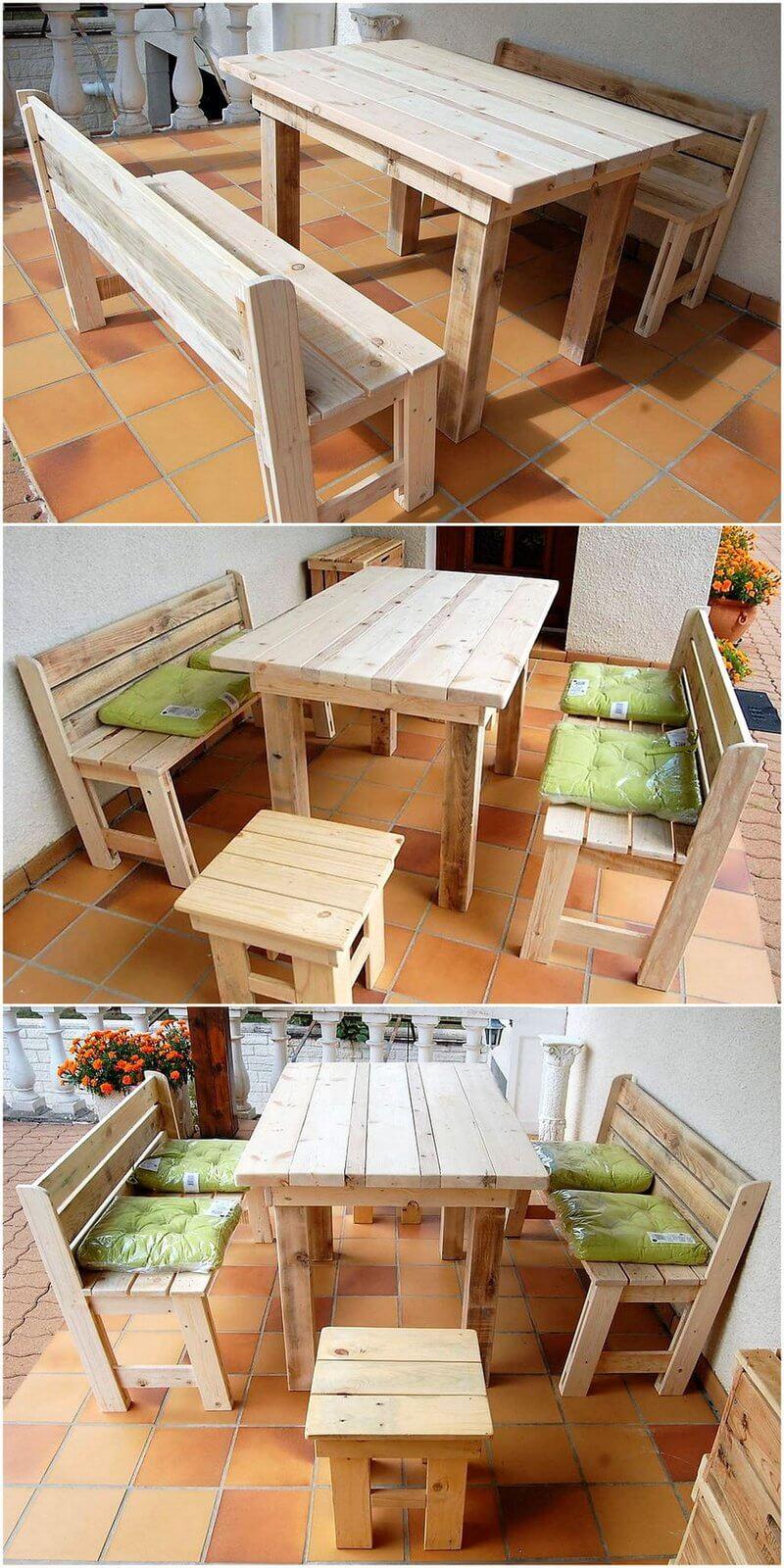 pallet lounge idea