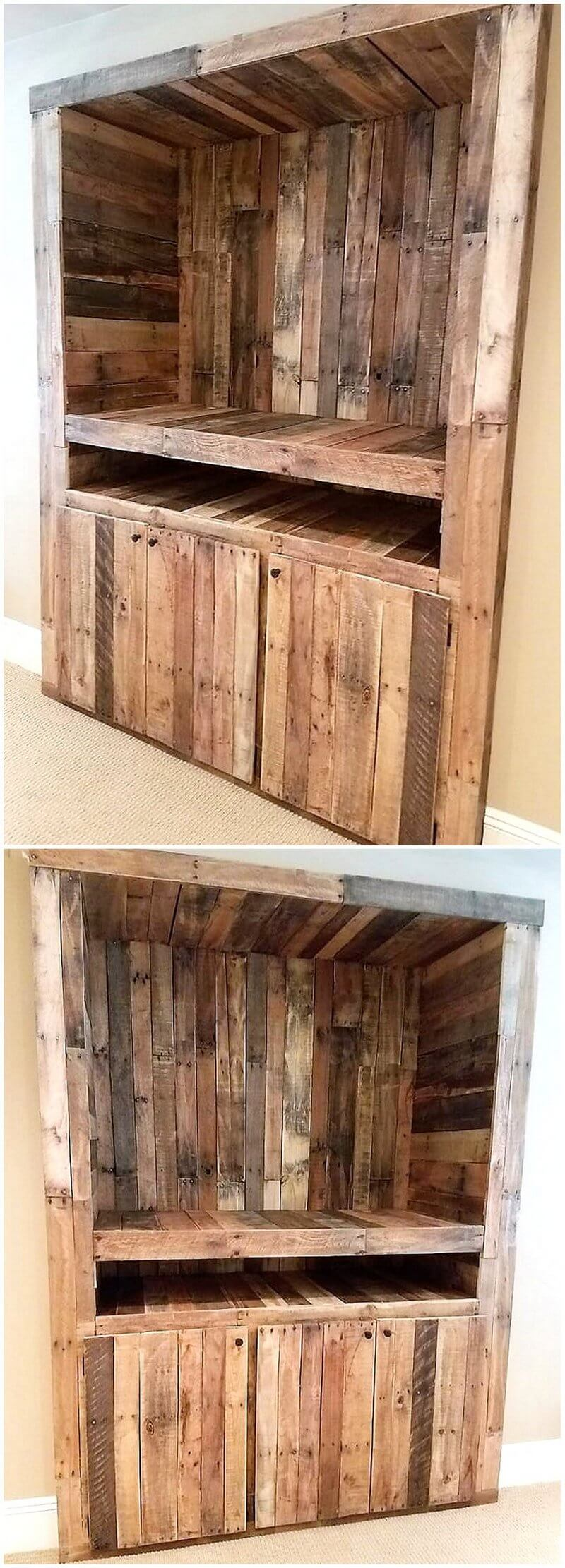 80 Creative Pallet Recycling Ideas And Plans Wood Pallet Creations
