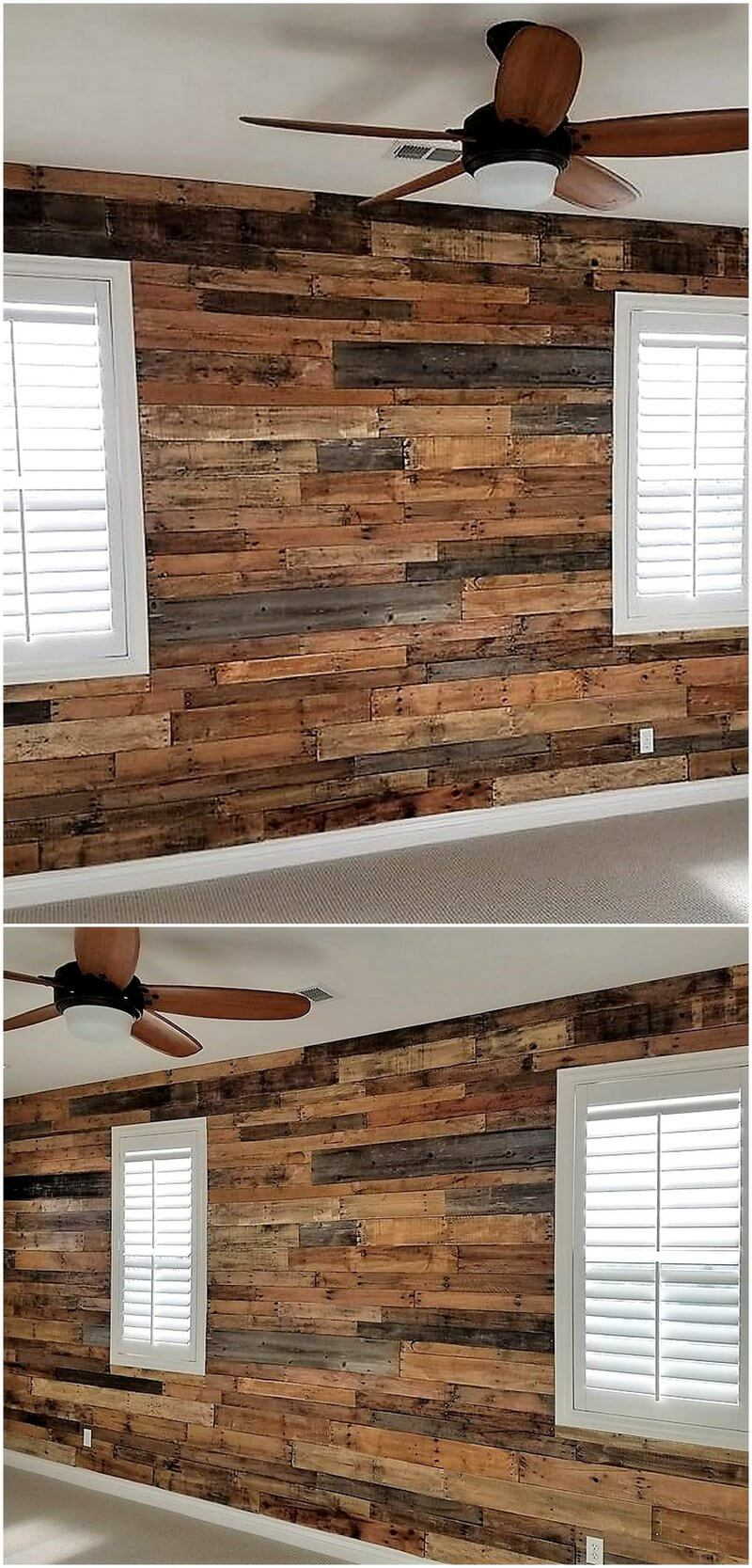 pallet wall art out of pallets